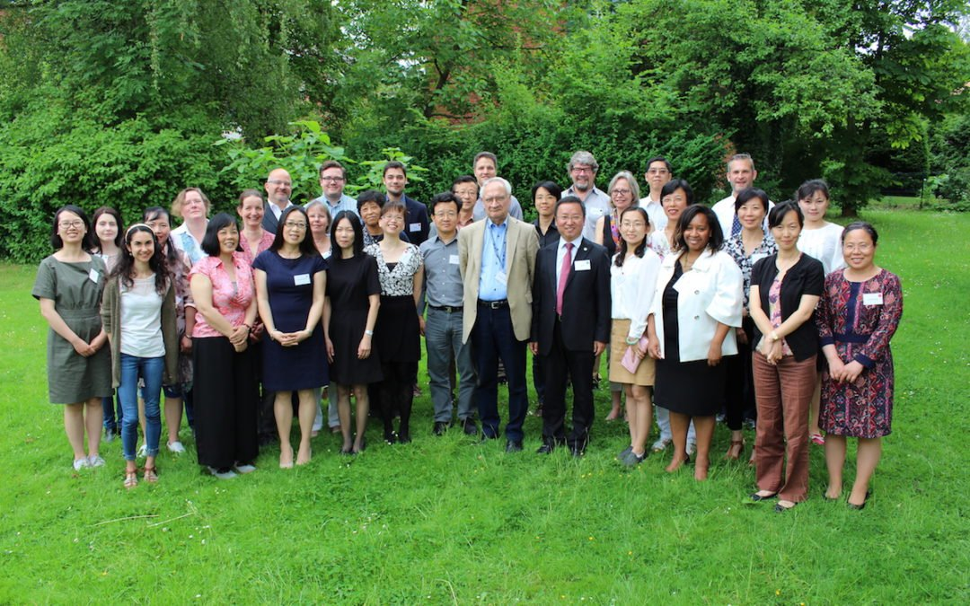 "Summary of the International Conference ""Teaching and Assessing Chinese in Europe"""