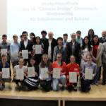 """第十届""""汉语桥""""世界中学生中文比赛德国赛区决赛在哥廷根成功举行"""